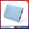Power bank 5000mAh 120g high efficiency mobile phone accessory power bank