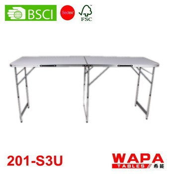 2 Sections (2m) folding wallpaper pasting table