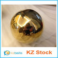 2 3 4 5 6 inch polished hollow brass sphere
