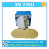 3m 236u 5 Inch 125mm Aluminum Oixde Abrasive Disc for Paint