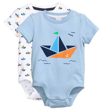 Wholesale China Import Baby Cute Custom Printed Pajamas Clothes With Pictures