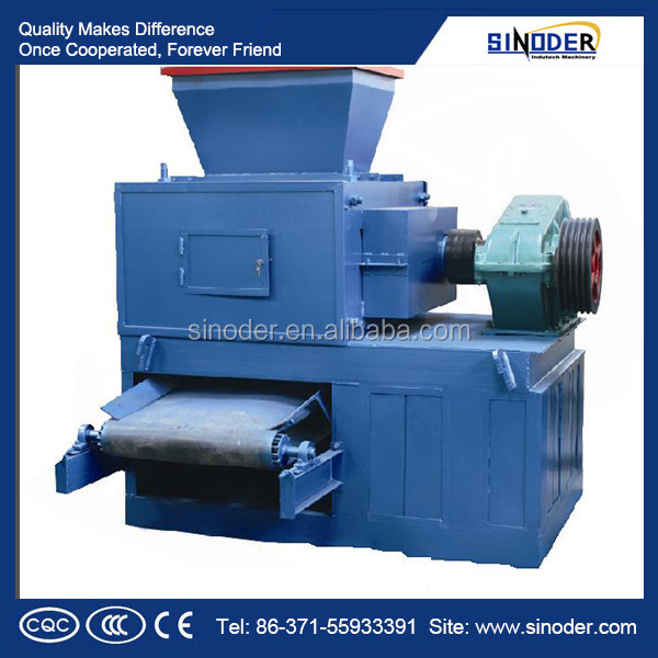 High efficiency sawdust,wood chips wood briquette machine/Coal Dust Ball Press Machine/wood charcoal production line