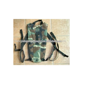 3l hydration bladder camouflage backpack military backpack with water bladder