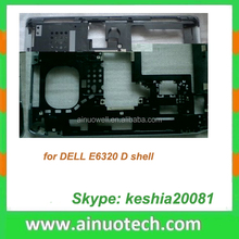 laptop body shell for DELL E6320 D basic bottom cover for laptop repairment A,B,C,D case cover
