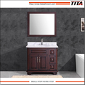 Solid Wood Antique Style bathroom vanity T9314-36A