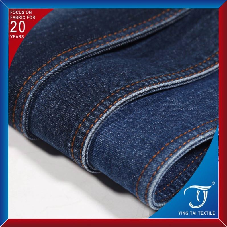 Chinese manufacturer for wholesales cost of denim fabrics