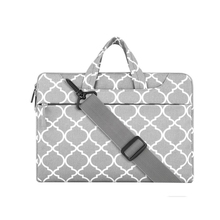 "Hot sale canvass 15.6"" ladies laptop sleeve cover bag"