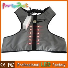 New arrival fashionable flashing pet dogs clothes
