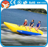 PVC Material Fashion Design High Speed Catamaran Boat