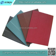 High quality stand leather pu case for IPAD mini 2