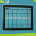Latest design wholesale custom calendar whiteboard