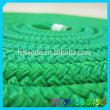 100% premium nylon/pp/polyester braided ropes for marine supplies
