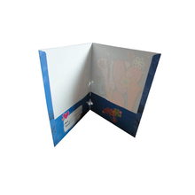 A4 paper document certificate holder