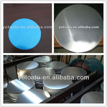 Aluminum circles for cookware deep drawing circles factory