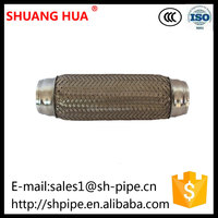Stainless Steel Exhaust MUffler, Bellows