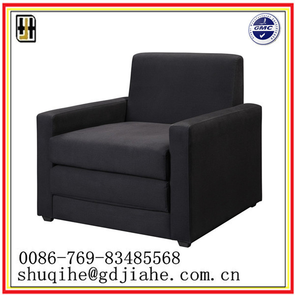multi-function black lazy sofa bed