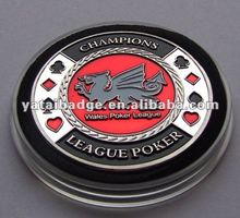 poker chip Commemorative coin gunner for collecting