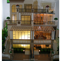 Building House Villa Models Architectural Models