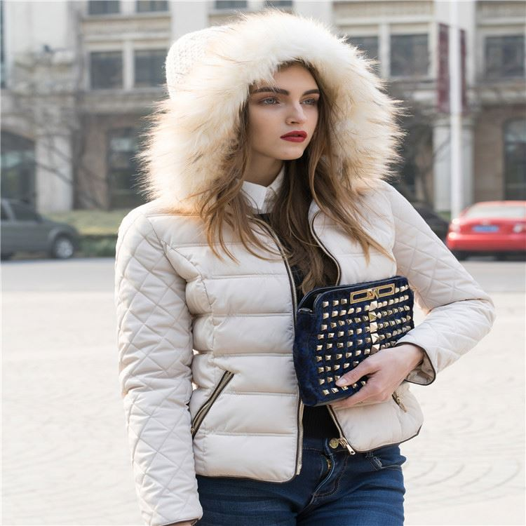 Latest Arrival unique design woman winter jackets directly sale