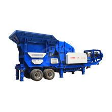 Good Quality Mobile Rock Salt Crushing Equipment Plant Price