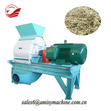 Industry sawdust briquette making dedicated material crusher