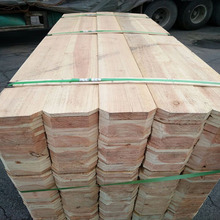 Barrier Board Chinese Cedar/Fir Wooden Fence