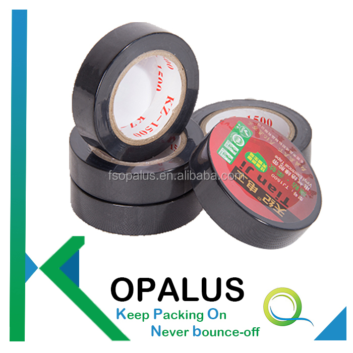 Best quality pvc pipe wrapping tape, pvc insulation tape price