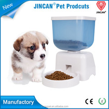 Promotional high quality durable food-grade plastic automatic pet feeder