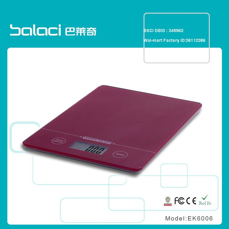 electronic scales for paint RED kitchen scale small hanging scale