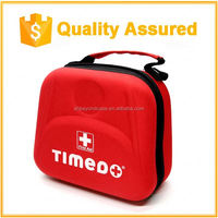 Hot sale CE FDA ISO approved oem wholesale promotional travel auto office first aid kit