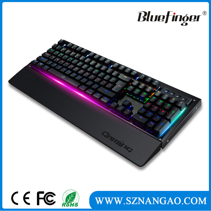 High End USB wired recommended mechanical keyboard for PC gaming