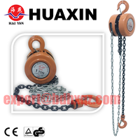 HSZ chain block ,mechanical hoist factory