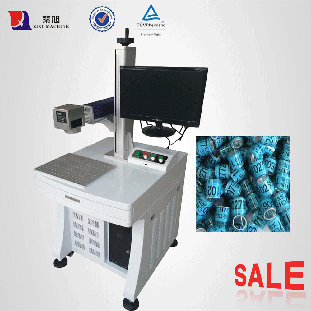 Desktop CNC Number Marking Machine for Rings Pigeon