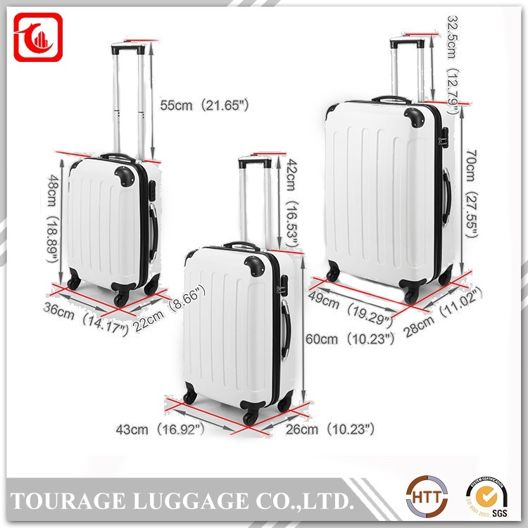 child suitcase set , eminent travel abs trolley suitcase luggage import