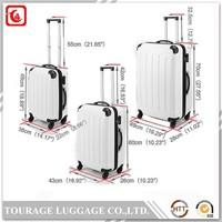 child suitcase set , eminent travel abs trolley suitcase luggage import