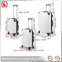 Child Suitcase Set Eminent Travel Abs