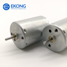 6 Volt Electric Brushed DC Motor /Small motor For Home Appliance