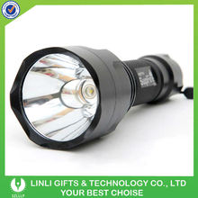 cree led q5 aluminum charger torchlight