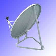 HIGH QUALITY POWDER COATING satellite dish antena