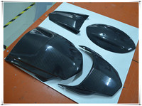 High Strength 3K Twill Glossy Carbon Fiber Motorcycle Body Parts & Fairings For Sale