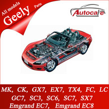 Wholesale all Geely Spare Parts body parts/kit