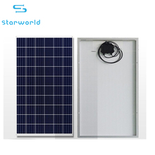 Top quality 18.0%-18.6% efficiency 12V 24V 48V panel solar 1000w poly solar panel with 10 years product warranty