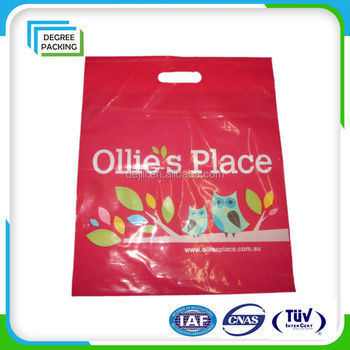 Non Woven Reusable Shopping Bag High Quality PE Bag