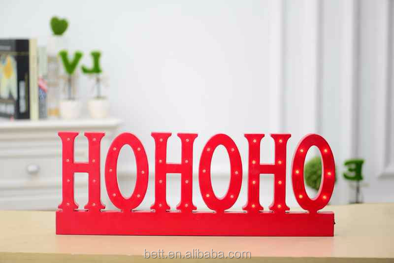 Vacuum forming led letter sign