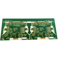 Main 94vo flash gold thermostat pcb board