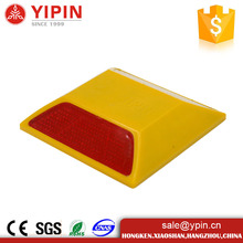 high brightness road reflector strong resistant road marker/plastic road stud