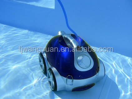 Smart Automatic robotic pool vacuum cleaner, Factory supply
