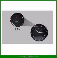 wireless wifi camera wall clock camera hidden camera with sim card