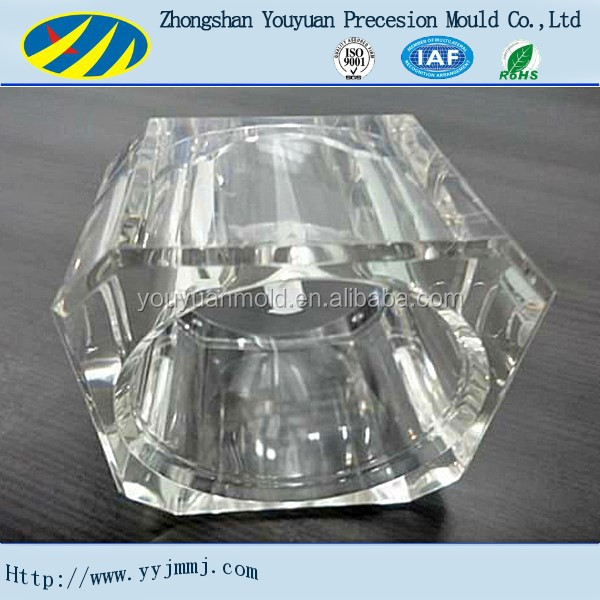 custom Acrylic Glass moulded product