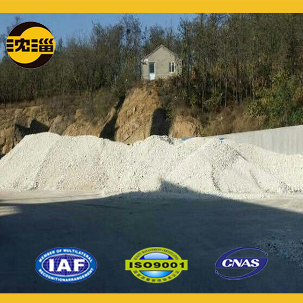 Local Products Calcined Flint Clay Raw China Clay